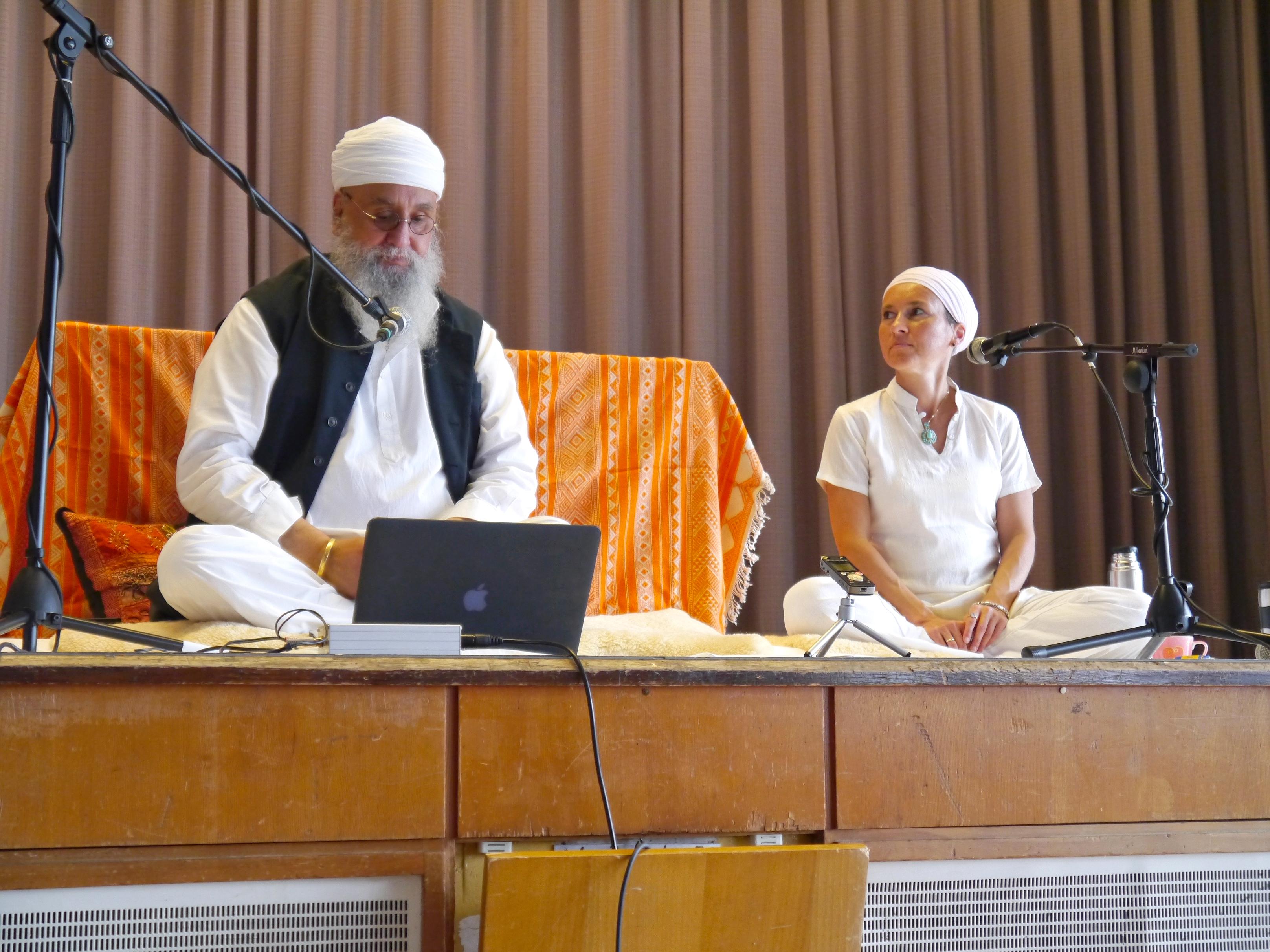 Gurudev Singh in Darmstadt Oktober 2014