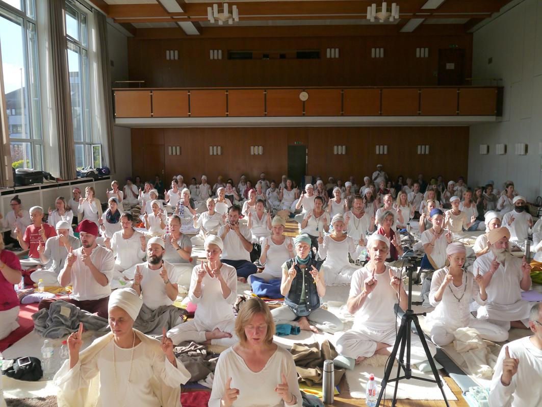 Meditation in Darmstadt September 2015