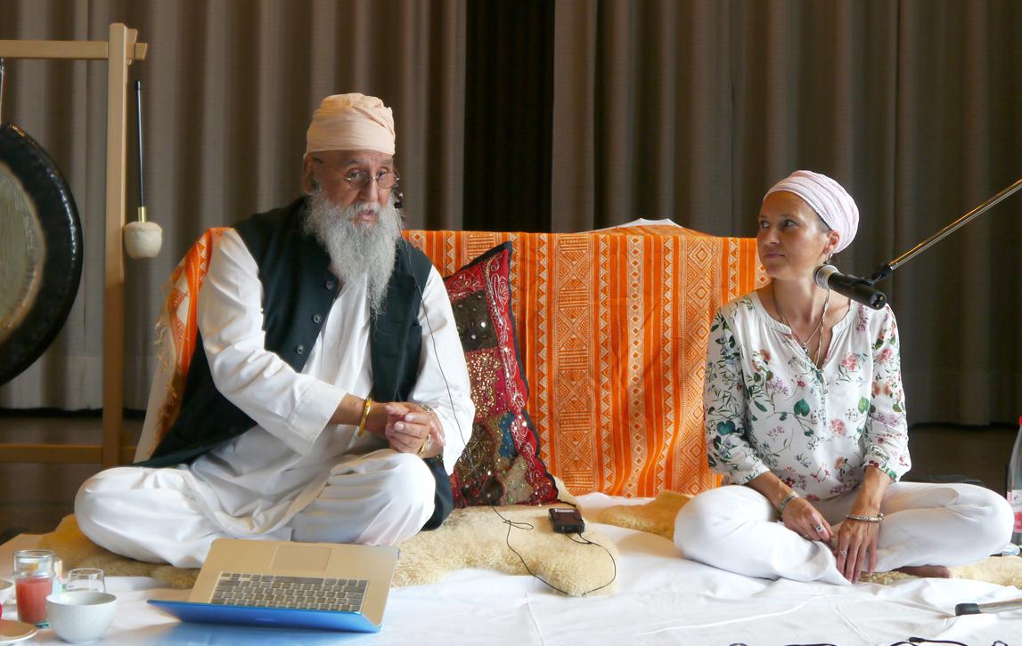 Sat Nam Rasayan Ausbildung mit Gurudev Singh